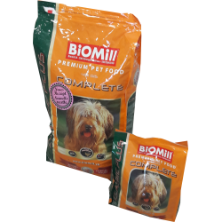 CROQUETTE BIOMILL CLASSIC COMPLET 15 KG + 3 KG OFFERT
