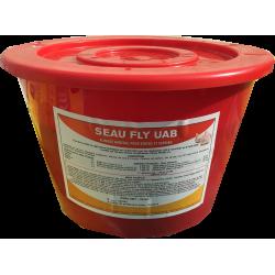 SEAU FLY UAB avec poudre d'ail
