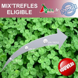 MIX TREFLES ELIGIBLE SAC DE 10 KG