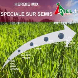 HERBIE MIX SUR SEMIS SAC DE 15 KG