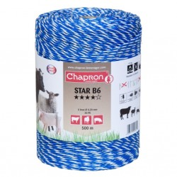 CORDON TORSADE STAR B 6