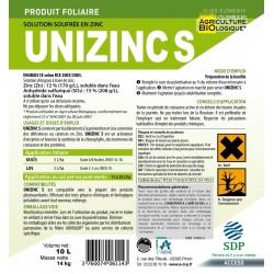 UNIZINC BIDON 10 L