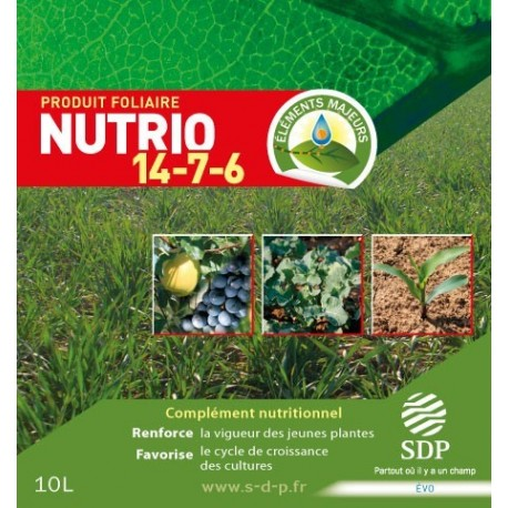 NUTRISTART 14-7-6 10 L